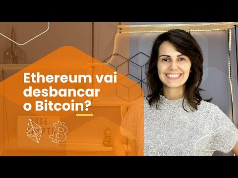 Ethereum vai desbancar o Bitcoin?