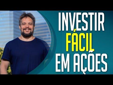 O jeito simples de investir no mercado de ações!
